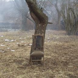 Stillheten og den magiske stolen